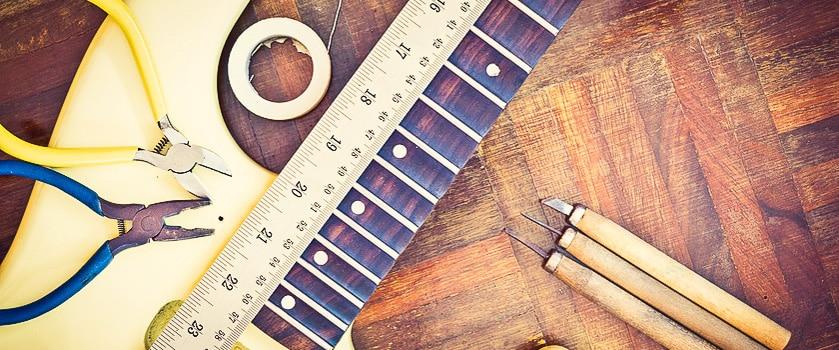 Tarifa y lista de Precios Luthier Madrid, Toledo y Aranjuez